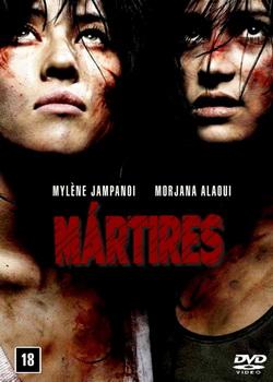 cartaz do filme francês martyr (martires)