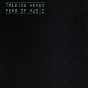 Capa do álbum Fear of Musica, do Talking Heads