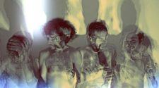 Foto da banda Spectres para resenha do álbum Dying