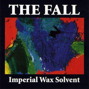 capa álbum imperial wax solvent