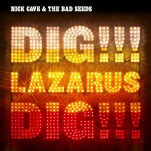 capa do álbum dig lazarus dig de nick cave