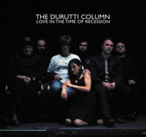 """Capa do álbum """"Love in the Time of Recession"""" para resenha do álbum do Durutti Column"""