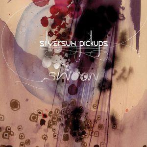 """Capa do álbum """"Swon"""" da banda Silversun Pickups"""