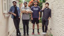 Foto da banda E A Terra Nunca Me Pareceu Tão Distante para resenha de Fundação