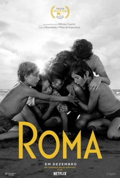 cartaz do filme roma