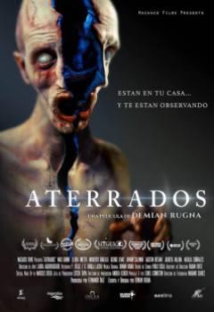 Cartaz do filme argentino Aterrorizados, de Demián Rugna