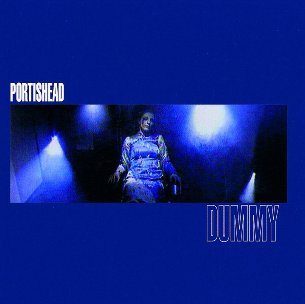 Foto do álbum Dummy, da banda de Bristol Portishead