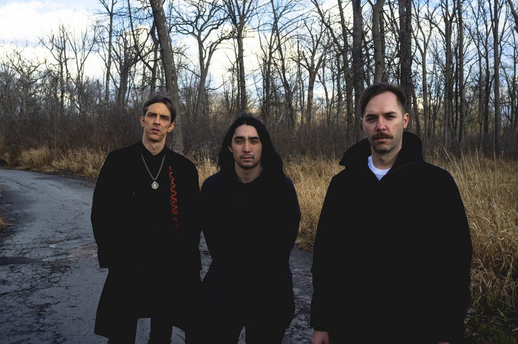 "Foto da banda Ritual Howls para resenha do álbum ""Rendered Armor"""