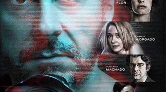 """Cartaz do filme nacional """"Albatroz"""", com Alexandre Nero e Maria Flor"""