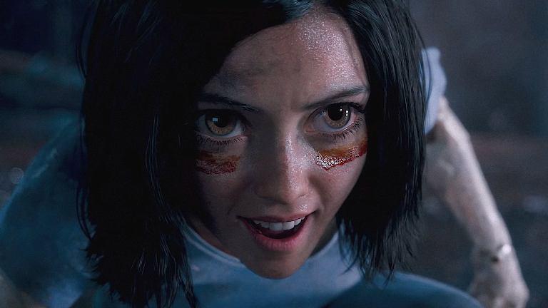 """Cena do filme """"Alita: Anjo de Combate"""" (1029)"""