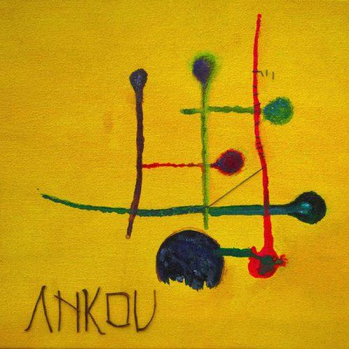 "Capa do álbum ""Toro"", do projeto Ankou"
