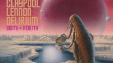 "Capa do álbum ""South of Reality"", do projeto The Claypool Lennon Delirium"