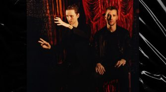 "Capa do álbum ""Inside the Rose"", da banda These New Puritans"