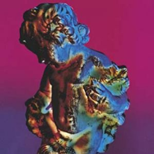 """Capa do álbum """"Technique"""", do New Order"""