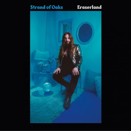 "Capa do álbum ""Eraserland"", do projeto Strand of Oaks"
