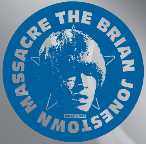 Capa do novo álbum da banda The Brian Jonestown Massacre