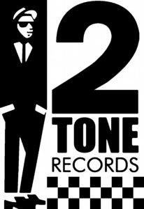 Walt Jabsco o logo da gravadora 2 Tone records