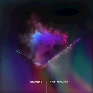 "Capa do álbum ""The Mirage"", do duo Chasms"
