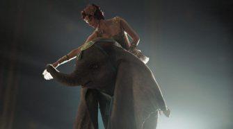 """Cena do filme """"Dumbo"""", dirigido por Tim Burton"""