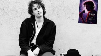 "Foto de Jeff Buckley para resenha sobre a graphic novel ""Grace"""