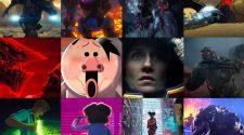 """Imagens de episódios da série """"Love, Death & Robots"""", da Netflix"""