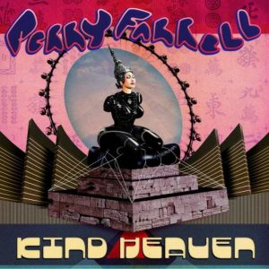 "Capa do álbum ""Kind Heaven"", de Perry Farrel"