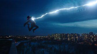 """Cena do filme """"Shazam!"""", produção da DC"""
