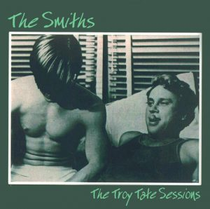 "Foto do bootleg ""The Troy Tate Sessions"", da banda The smiths"