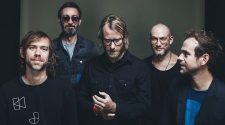Foto da banda The National