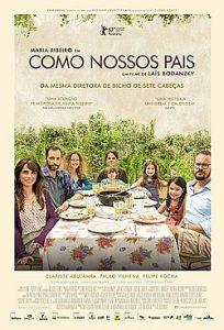 """Cartaz do filme """"Como Nossos Pais"""", de Laís Bodanzky"""