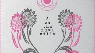 "Capa do álbum ""Are You a Dreamer"", da banda Death and Vanilla"