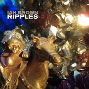 """Capa do álbum """"Ripples"""", de Ian Brown"""
