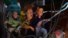 """Cena do filme """"Toy Story 4"""", animação da Pixar"""