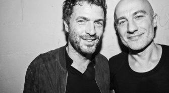 """Foto do duo francês Cassius para resenha do álbum """"Dreems"""""""