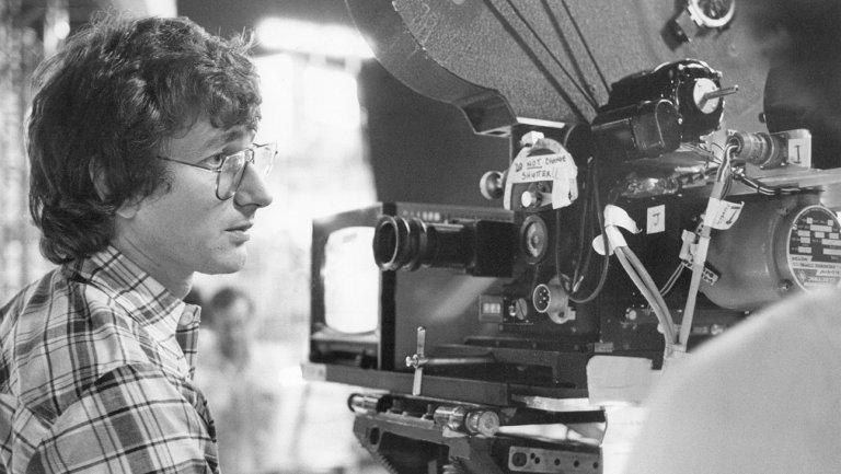 Foto de Steve Spielberg jovem para resenha lista de 7