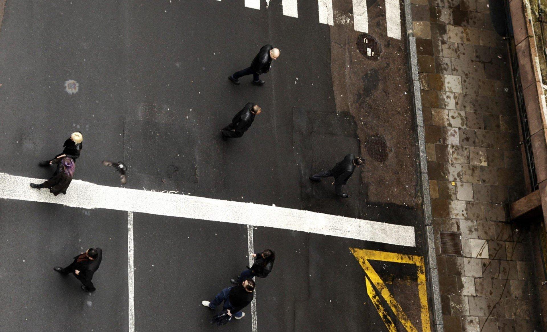 Foto da banda gaúcha EX para resenha do site Urge!