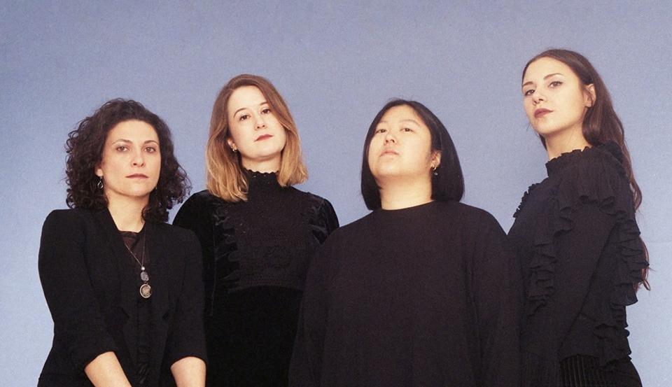 Foto da banda londrina Ghum para texto sobre The Coldest Fire