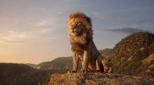 """Cena do filme """"O Rei leão"""" (2019) para resenha"""