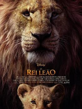 """Cartaz do filme """"O Rei Leão"""" (2019), de Jon Favreau"""