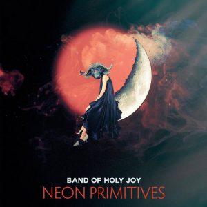 Capa do álbum Neon Primitives, do grupo Band of Holy Joy