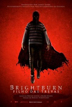 Cartaz do filme Brightburn, da Netflix