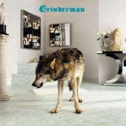 "Capa do álbum ""Grinderman 2"", projeto de Nick Cave"