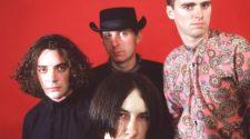 Foto da banda Primal Scream em 1987
