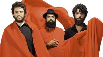 Foto da banda The Baggios, para notícia show em Feira de Santana