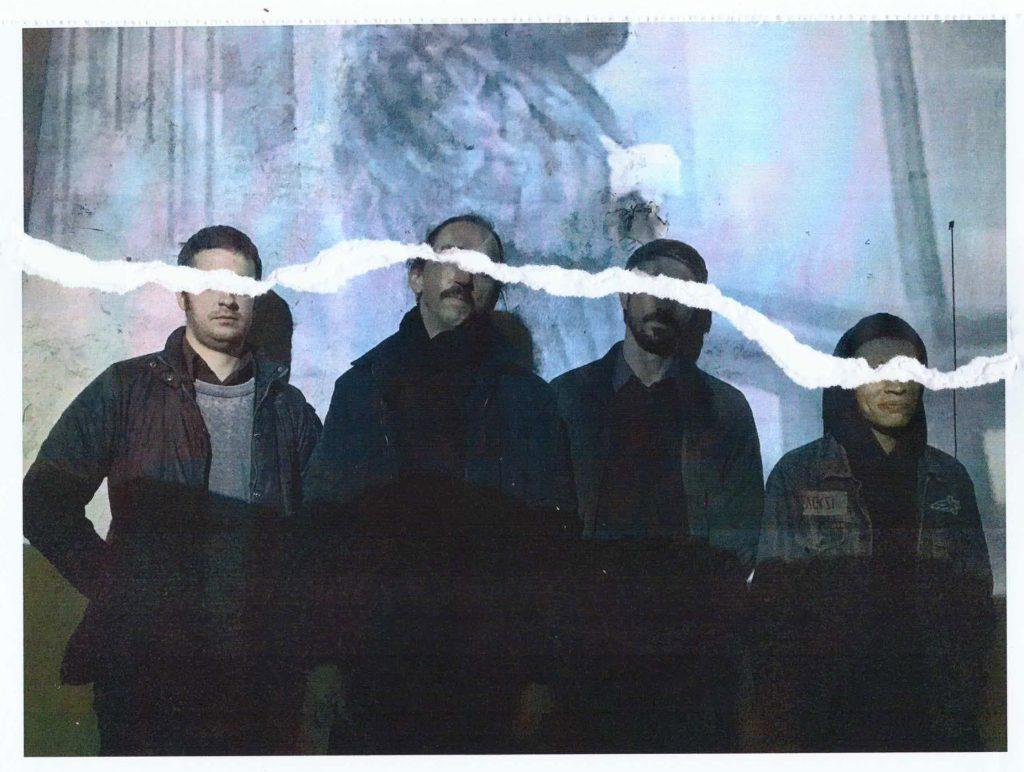 Foto da banda The Completers