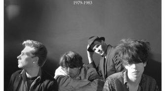 "Capa do álbum ""The John Peel Sessions"", da banda Echo and the Bunnymen"