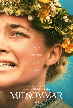Cartaz do filme Midsommar, de Ari Aster