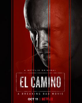 Cartaz do filme El Camino: A Breaking Bad Film