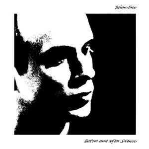 Capa do álbum Before and After Science, de Brian Eno