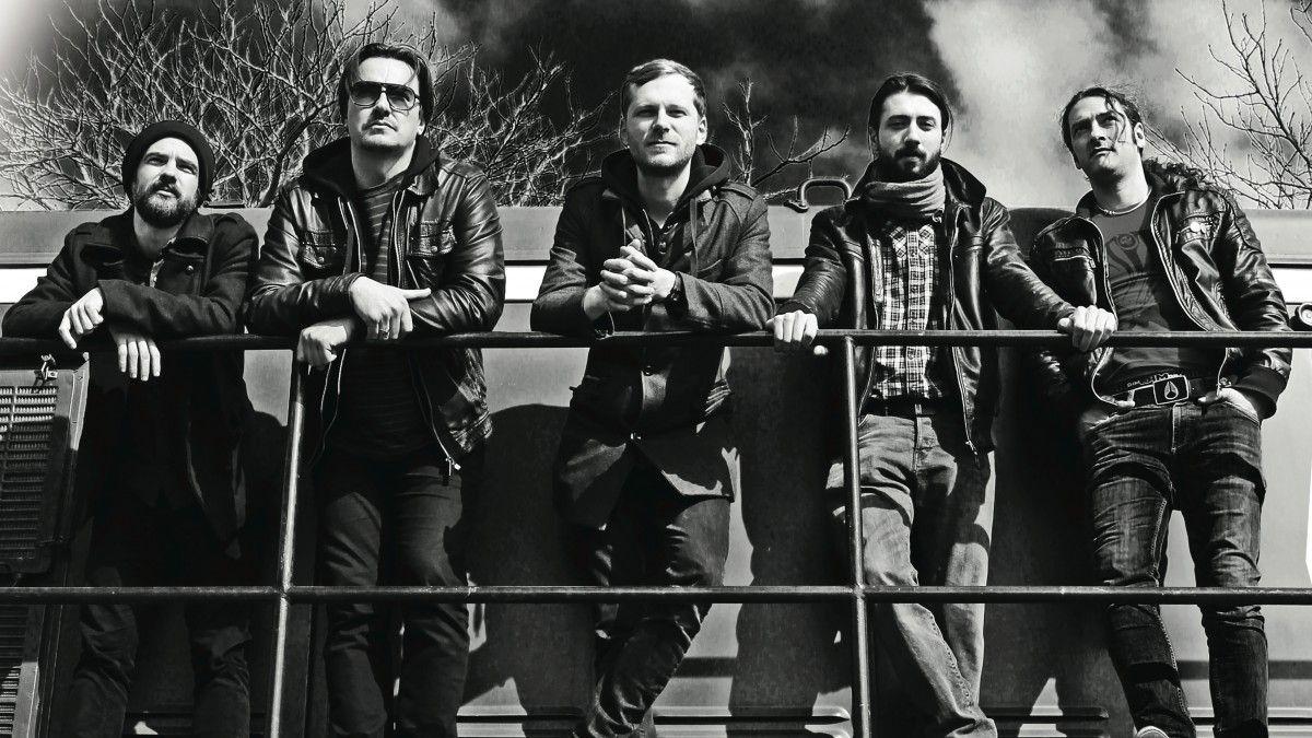Foto da banda Dead Horse One, para resenha do álbum The West is the Best